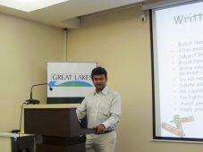 customer relationship management training workshop