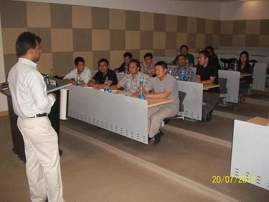 Communication Skills Training Programme