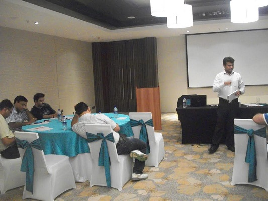 In House Managerial Grid Training Workshop