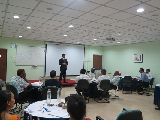 Public Speaking and Presentation Skills Workshop in Mumbai