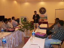 stress management training workshop