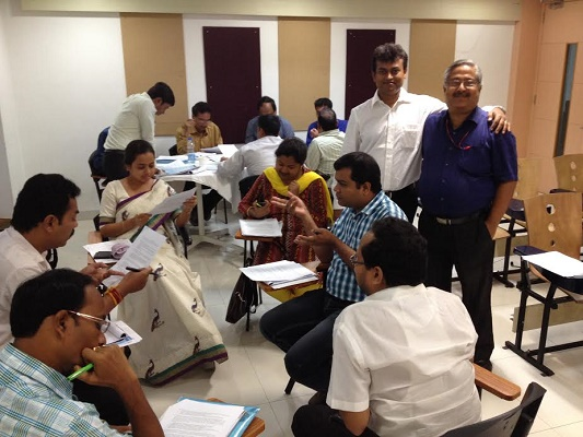 Team Building Training Programme