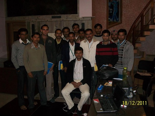 Training Programme on Stress Management
