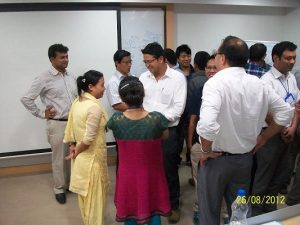 Training Programme on Team Building