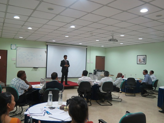 Public Speaking and Presentation Skills Workshop in Mumbai